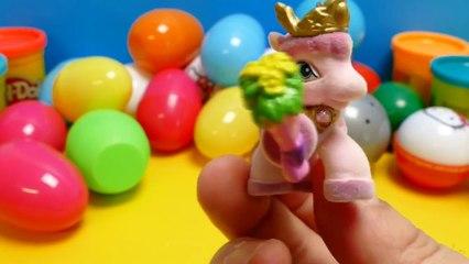 35 Surprise Eggs Unboxing Fun for Kids - FROZEN Olaf, Disney Princess ...