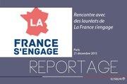 [REPORTAGE] Rencontre avec les lauréats de La France s'engage
