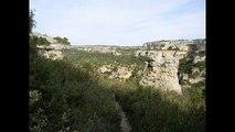 Randonnée en terre Cathare - MINERVE ( 34 ) - Gorges du CIANS.