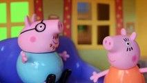 peppa pig Pig George Da Familia Peppa Pig E sua Casinha Na Arvore!!! Em Portugues pig portugues