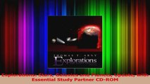 PDF Download  Explorations Stars Galaxies and Planets Update with Essential Study Partner CDROM PDF Full Ebook