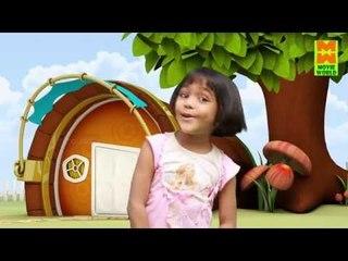 Daddy Loses His Glasses - Malayalam Animation Kaliveedu [HD]