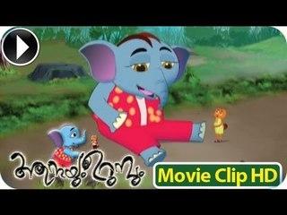 Malayalam Animation Movie - Aanayum Urumbum 3 - Movie Clip [HD]