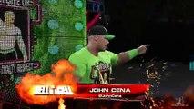 WWE 2K15 - Brock Lesnar vs Bray Wyatt vs Orton vs Cena vs Daniel Bryan vs Cesaro (Hell In A Cell)