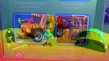Imaginext Safari ATV Vehicle Goes on Safari With Chimpanzee & Safari Joe Toy Story Time