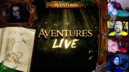 Aventures part en #Live 5, Live de Noël ! (10)