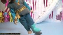 Ice Disney Frozen Ice Skating Kristoff Toys Frozen Castle Playset Anna Elsa Ice Slide and MLP