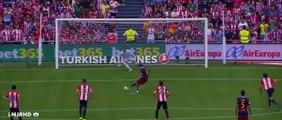 Lionel Messi vs Athletic Bilbao • La Liga • 17/8/15 [HD]