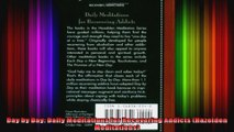Day by Day Daily Meditations for Recovering Addicts Hazelden Meditations