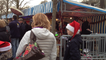 Ambiance au marché de Noël