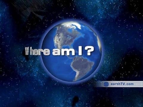 Earth Quiz - Where am I