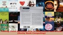 Testing Cloud Services How to Test SaaS PaaS  IaaS Rocky Nook Computing PDF