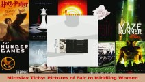 Download  Miroslav Tichy Pictures of Fair to Middling Women PDF Online