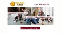 24 Hour Emergency Plumbers & Plumbing Services - Mississauga, Burlington, Oakville