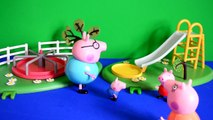 peppa pig episode Peppa pig episode Daddy Pig Mammy Pig George pig At The Park Story Peppa pig