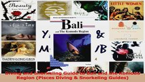 Read  Diving and Snorkeling Guide to Bali and the Komodo Region Pisces Diving  Snorkeling Ebook Free