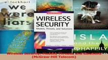 Wireless Security Models Threats and Solutions McGrawHill Telecom PDF