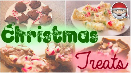 Yummy CHRISTMAS Treats!!!