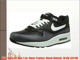Nike Nike Air Max 1 Ltr Mens Trainer Black (Black) 10 UK (20 EU)