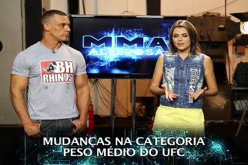 MMA Alterosa analisa derrota de José Aldo para McGregor