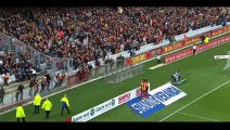 Pablo Chavarría Goal - Lens 2-0 Bourg Peronnas- 19-12-2015