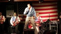 Todd Herendeen sings 'Polk Salad Annie' Elvis Presley Memorial VFW 2015