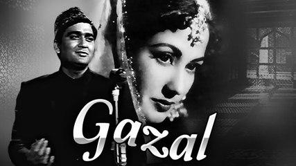 Gazal (1964 ) | Full Hindi Movie | Meena Kumari, Sunil Dutt, Rehmanm