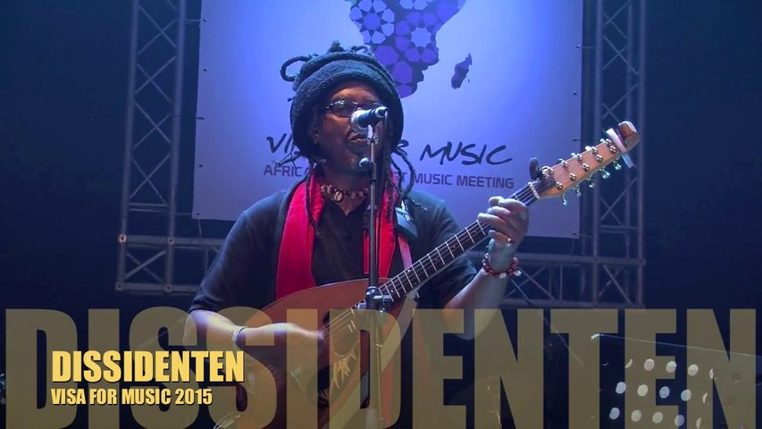 DISSIDENTEN live at VISA FOR MUSIC 2015