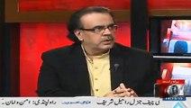 Dr Shahid Masood reveals why Imran Khan has given credit to Nawaz Shareef on Zarb-e-Azb