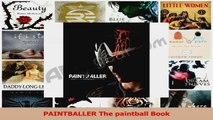 Download  PAINTBALLER The paintball Book PDF Free