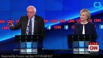 As Debate Looms Democrats Engage In Civil War