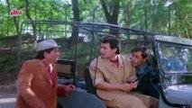 Best comedy scenes of Paresh Rawal and Shakti Kapoor, Andaz Apna Apna - Scene 22_23 - Comedy Week