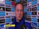 Chelsea 3-1 Sunderland: Steve Holland says Blues are 'still fragile'