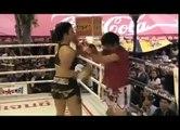 Gina Carano девушка-боец. Чемпионка мира mma