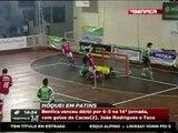 Hoquei Patins :: 14J :: Sporting - 3 x Benfica - 4 de 2012/2013