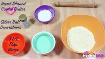 DIY St. Patrick's Day Treats- How to Make Sugar Cookies - Quick and Easy Cookies Recipe