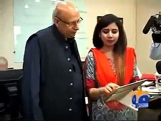 "PTI's Insaf Online and Social Media Cell Tour in ""Ek Din Geo ke Saath"""
