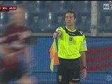 2015 Copa Italia 8ème SAMPDORIA AC MILAN 0-2, le 17/12/2015