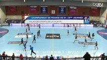 Saison 2015 / 2016 - Journée 13 : Résumé du match Cesson-Rennes / Toulouse