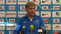 Réactions des entraîneurs après Tours FC - Metz