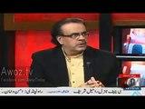 Dr Shahid Masood on why Imran Khan gave credit to Nawaz Shareef on Zarb-e-Azb _Npmake