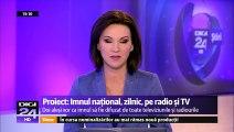 Proiect - Imnul național, zilnic, pe radio și TV. Este un proiect care îşi propune să reafirmăm identitatea naţională şi reconştientizarea nevoii de sentiment de apartenenţă la şi de identitate naţională a poporului român.