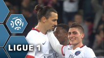 But Zlatan IBRAHIMOVIC (36ème) / SM Caen - Paris Saint-Germain - (0-3) - (SMC-PARIS) / 2015-16