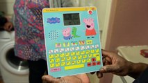 naughty Peppa Pig toy sounds like it is swearing Profanity (Quotation Subject)