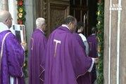 Giubileo: aperta Porta Santa Basilica Assisi