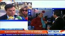 Gobernante Partido Popular gana elecciones españolas lejos de la mayoría absoluta, según sondeos