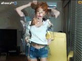 Korean Girl Cam chat - sexy dance for everyone