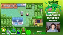 Pokemon Emerald Randomizer Nuzlocke w/PokeaimMD! - Ep 9 THE EGG HATCHES! [FACECAM]