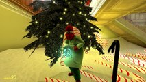 Gmod Sandbox Funny Moments Santa Claus Tryouts! (Garrys Mod Early Christmas Special)