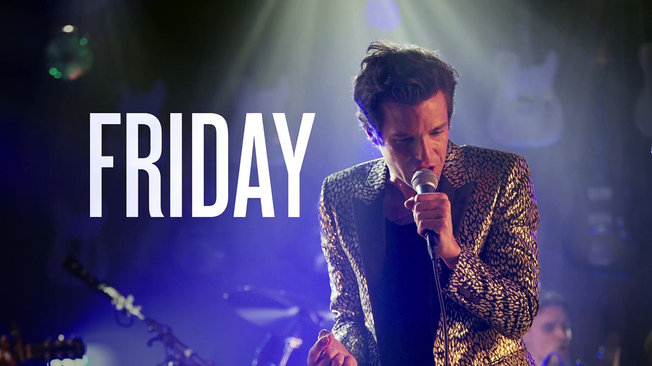 Guitar Center Sessions featuring Brandon Flowers